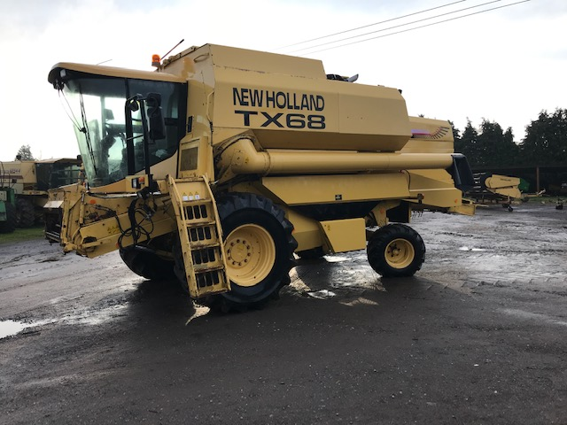 NH-TX68 PLUS Combine For Sale